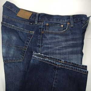 Lucky Brand 361 Vintage Straight Blue Jeans